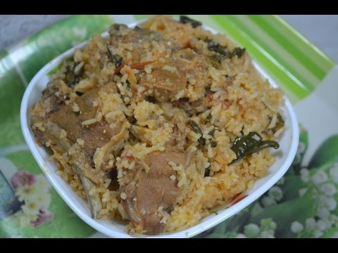 Kerala(India) Style Fried Chicken Biriyani(Biryani ...