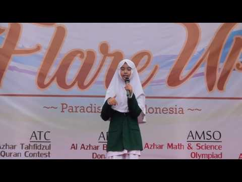 Siswa SMP Islam Al Azhar 15 Cilacap Mahir Bahasa Inggris