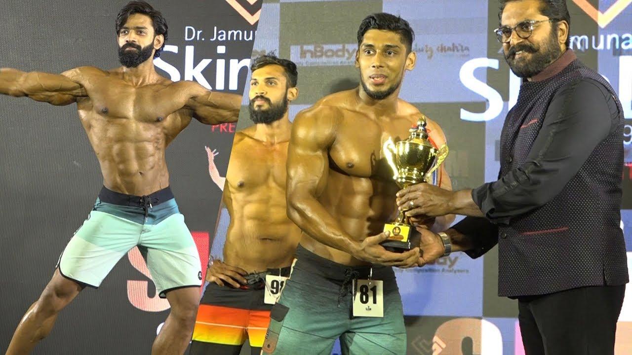 Download Sarathkumar at Men's Physique & Classic Physique Body Building Championship