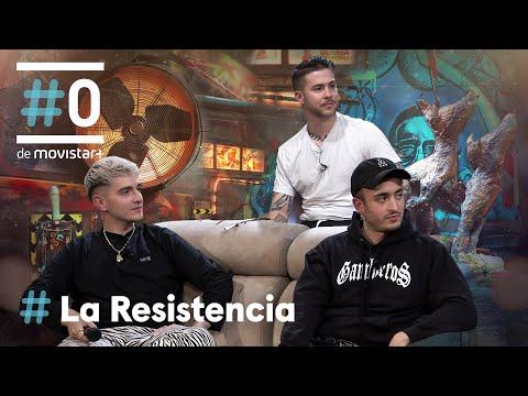 LA RESISTENCIA - Entrevista a Hijos de la ruina | #LaResistencia 13.04.2021