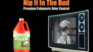 INNOVATIVE FORMULATIONS Latest Odor Control Technology -NIP IT IN THE BUD