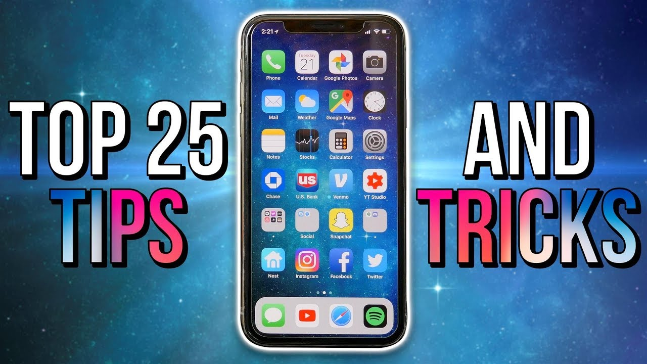 tips and tricks for iphone 6 iphone x top 25 tips amp tricks 19473