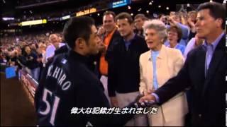 イチロー メジャー最多安打記録2004 thumbnail