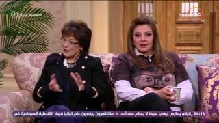 السفيرة عزيزة - الفنانة / سماح أنور ...  أنا بتبسط مع الحيوانات أكتر من البني آدمين