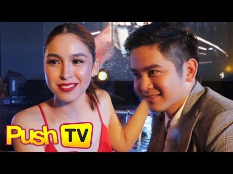 "Push TV: Julia Barretto shares her ""best..."