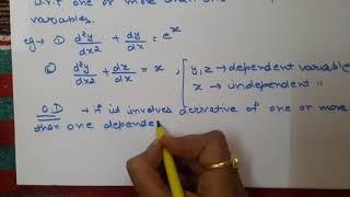 Diffrential Equation in Hindi | OD | All Mathematics Exam Preparation