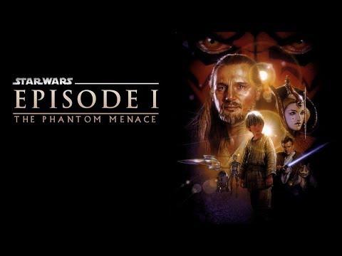 звёздные войны эпизод 1 скрытая угроза обзор и воспоминания
