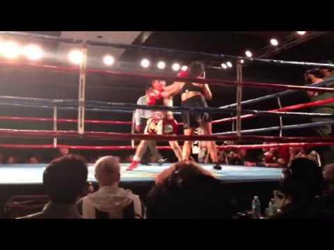 Sindy Amador vs Adrienne Alegria Final Round
