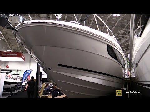 2017 Sea Ray 310 Sundancer Motor Yacht - Walkaround - 2017 Toronto Boat Show