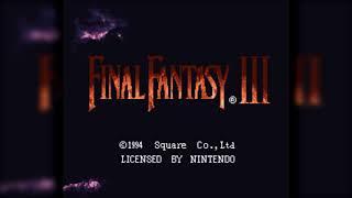 The Best of Retro VGM #1788 - Final Fantasy III (SNES/Super Famicom) - Terra