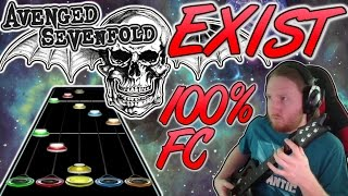 Avenged Sevenfold - Exist 100% FC (Guitar Hero Custom -- The Stage)
