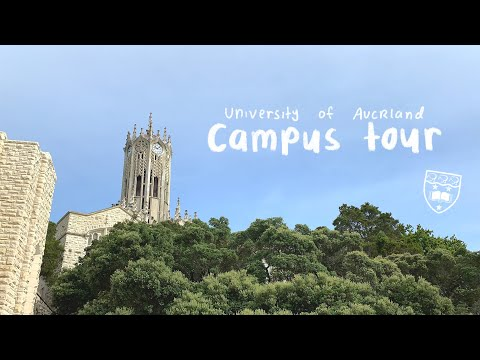 University Of Auckland City Campus Tour | Tertiary Foundation Certificate