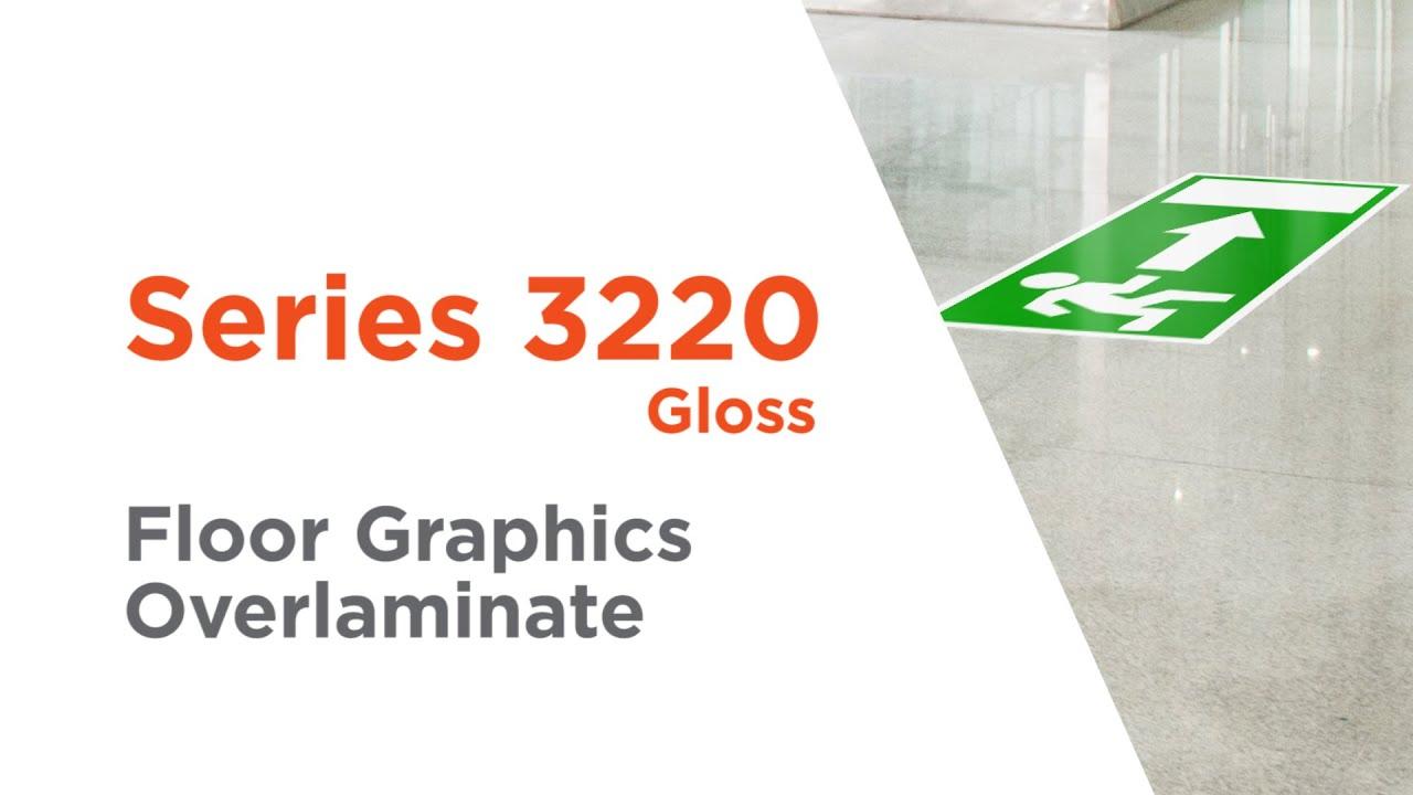 {Series 3220 - Approved Slip-Resistant Floor Overlaminate}