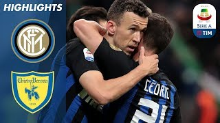 Inter 2-0 Chievo | Inter Back Above Atalanta After Comfortable Victory | Serie A