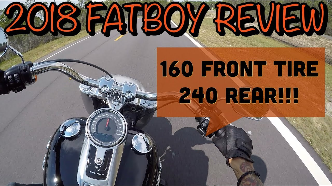 2018 Harley Davidson Fatboy full and detailed review with ...