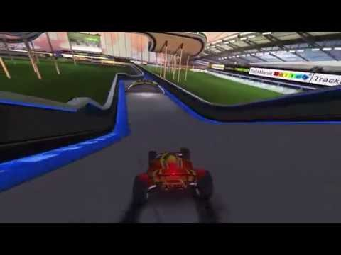 Trackmania nation forever - World record - Red tracks Feb 2015