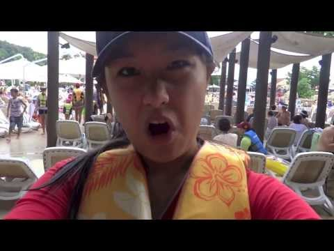My Trip To Carribean Bay KOREA :D