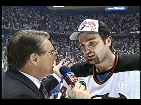 917537775 Coupe Stanley 1995 - New Jersey Devils - YouTube