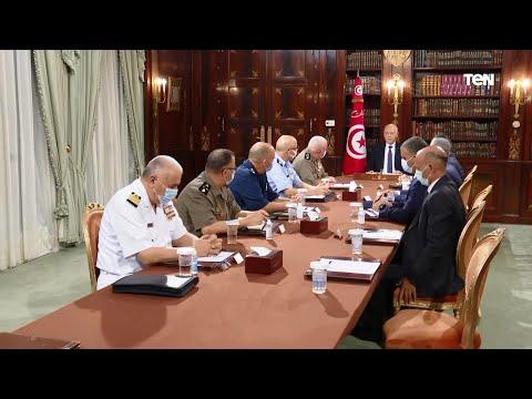 تجميد البرلمان.. إعفاء رئيس الحكومة.. قرارات تاريخية للرئيس التونسي لانقاذ البلاد من ارهاب الاخوان