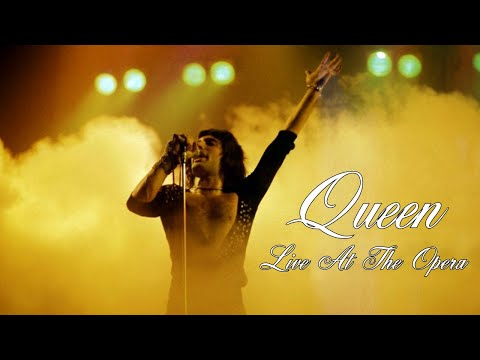 Queen - Live at the Opera | OPERA TOUR Live Album