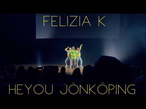 Heyou Awards & Festival 2019 | Felizia K Vlogg