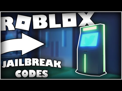 NEW CODES IN JAILBREAK + ATM LOCATIONS! [ROBLOX] - YouTube