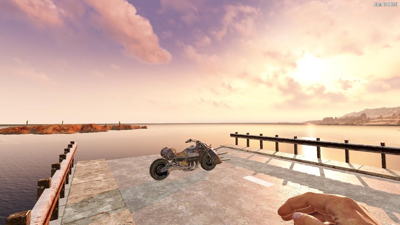 Download 7 Days To Die Alpha 19 - Route 666 - S1E16