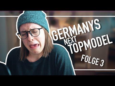 Germany's Next Topmodel Folge 3   Best Of   Annikazion