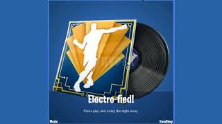 Fortnite *LEAKED* Lobby Music- Electro-fied! (Electro Swing Remix)