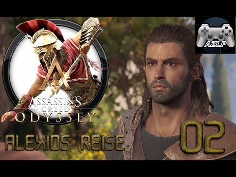 download ASSASSINS CREED ODYSSEY | 02 | ALEXIOS REISE BEGINNT | Assassins Creed Odyssey deutsch