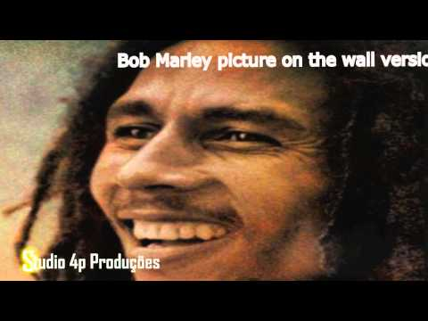 Bob Marley picture on the wall version