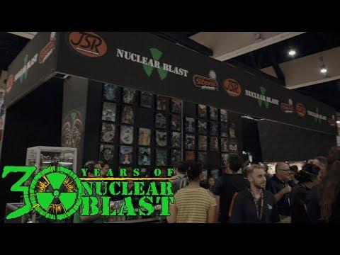 NUCLEAR BLAST - Comic-Con 2017 (OFFICIAL RECAP)