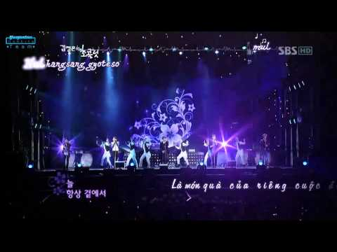 [YYK Subteam] [Vietsub+Kara] TVXQ - You are my Melody