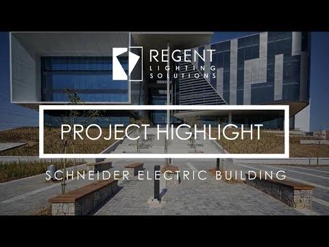 Regent Lighting Solutions - Schneider Electric Building