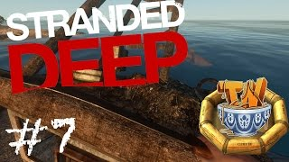 Stranded Deep - CRAB Hole - Ep 7