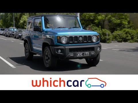 2019 Suzuki Jimny Review | WhichCar