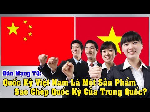 Báo TQ Cờ Việt Nam Là Sản Phẩm Sao Chép Từ Quốc Kỳ Của Trung Quốc?