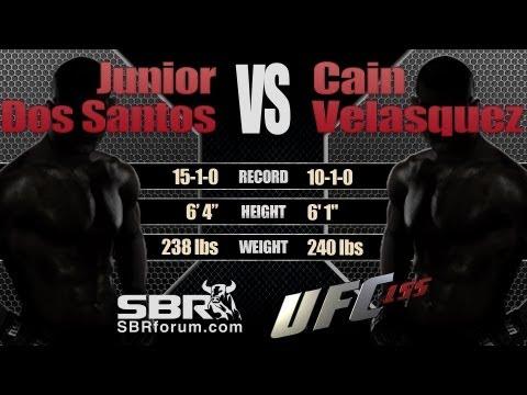 Cain Velasquez vs Junior Dos Santos   UFC 155 Preview and Free Picks pt 1