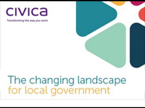 The changing landscape for local government