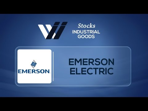 What services does Emerson Electric provide?