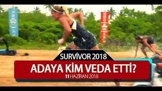 Survivor 2018 11 Haziran Kim Elendi?  Sürpriz İsim Kim?
