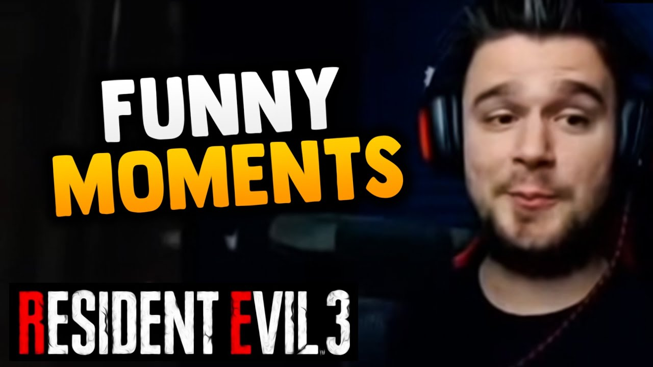 FUNNY MOMENTS - BLADII (RESIDENT EVIL 3 REMAKE) [2/2]