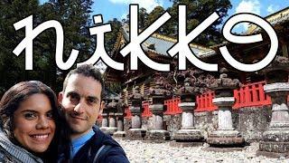 Tokyo's MUST DO Day Trip !    Nikko, Japan 2018  