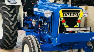 Ford Tractor 3600 Full Modify