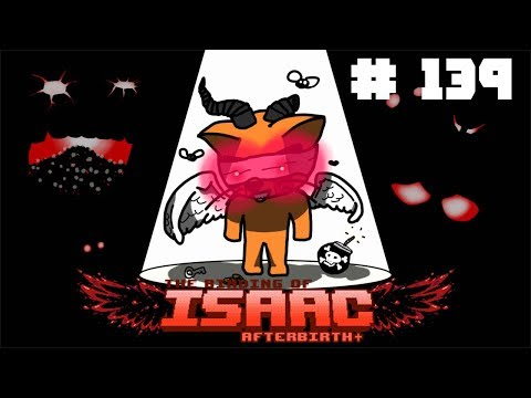 Ostie - The Binding Of Isaac AB+ #139 - Let's Play FR