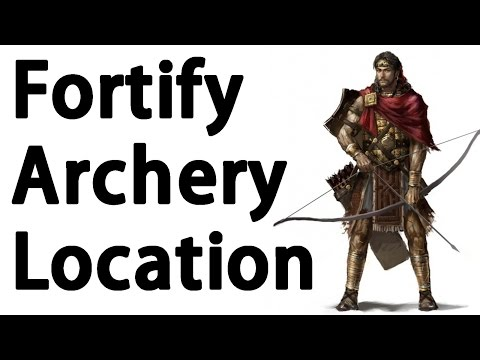Skyrim : How to get The Fortify Archery Enchantment