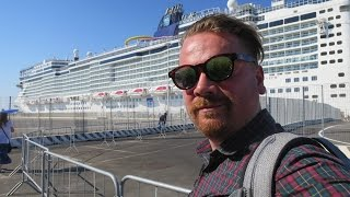 NORWEGIAN EPIC CRUISE - A DAY IN ROME