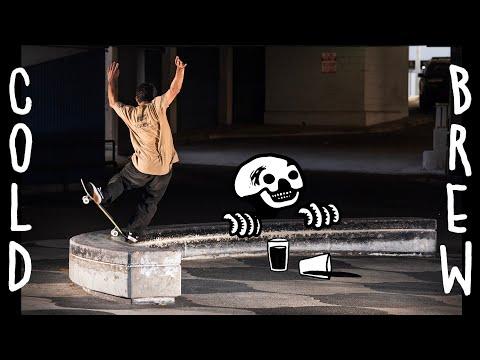 Roger Skateboards' Cold Brew Video