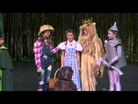AOE presents - The Wizard of Oz