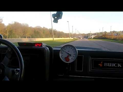 Bobbybuick 9.74 Dash Cam Turbo Buick TurboTweek SD2